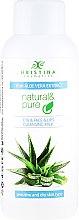 """Parfumuri și produse cosmetice Lapte demachiant """"Aloe"""" pentru piele uscată și sensibilă - Hristina Cosmetics Cleansing Milk With Aloe Vera Extract"""