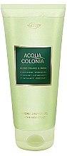 Parfumuri și produse cosmetice Maurer & Wirtz 4711 Acqua Colonia Blood Orange & Basil - Gel de duș