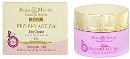 Parfumuri și produse cosmetice Cremă pentru pleoape - Frais Monde Pro Bio-Age Eye Cream