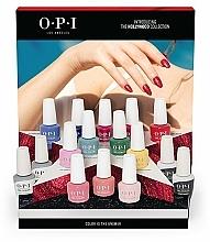 Parfumuri și produse cosmetice Set - O.P.I Gel Color Hollywood Spring 2021 16pc Salon Display