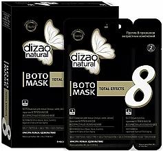 Parfumuri și produse cosmetice Mască în două etape împotriva a 8 semne de schimbare - Dizao