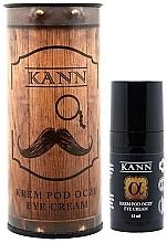Parfumuri și produse cosmetice Cremă pentru zona ochilor - Kann Eye Cream