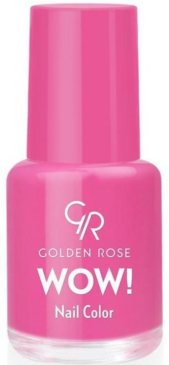Lac de unghii - Golden Rose Wow Nail Color