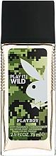 Parfumuri și produse cosmetice Playboy Play It Wild - Deodorant spray pentru bărbați
