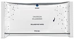 Parfumuri și produse cosmetice Șervețele din colagen pentru față - Colway Collagen Wet Wipes