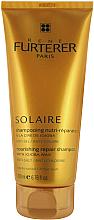 Parfumuri și produse cosmetice Șampon - Rene Furterer Solaire Nourishing Repair Shampoo