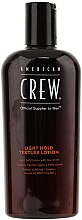 Loțiune pentru păr - American Crew Classic Light Hold Texture Lotion — Imagine N1
