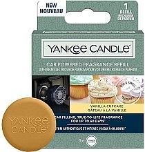 Parfumuri și produse cosmetice Aromatizator auto (rezervă) - Yankee Candle Car Powered Fragrance Refill Vanill