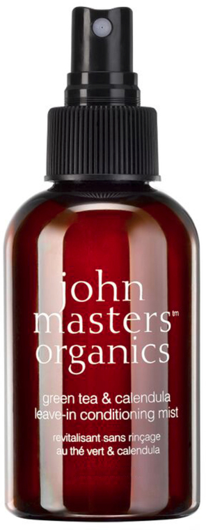 Spray-balsam de păr - John Masters Organics Green Tea & Calendula Leave-In Conditioning Mist — Imagine N1