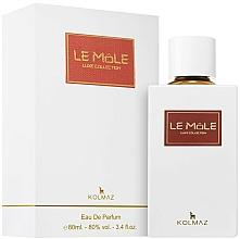 Parfumuri și produse cosmetice Kolmaz Luxe Collection Le Mole - Apă de parfum