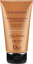 Cremă după bronzare pentru față și corp - Dior Bronze After Sun Baume de Monoi — Imagine N2