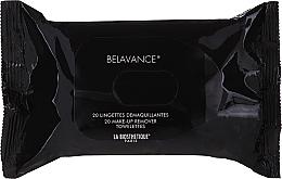 Parfumuri și produse cosmetice Șervețele demachiante pentru ochi - La Biosthetique Belavance