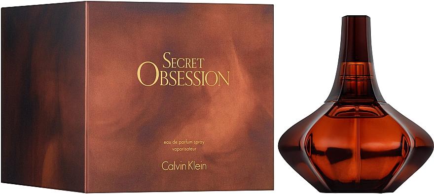 Calvin Klein CK Secret Obsession - Apă de parfum