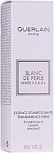 Parfumuri și produse cosmetice Esență pentru față - Guerlain Blanc De Perle Whitening Essence