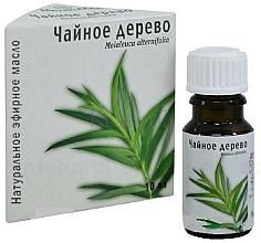 """Parfumuri și produse cosmetice Ulei esențial natural """"Arbore de ceai"""" - Medicomed"""