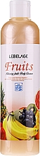 Parfumuri și produse cosmetice Gel de duș - Lebelage Relaxing Fruits Body Cleanser