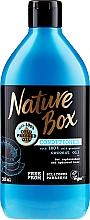 Parfumuri și produse cosmetice Balsam de păr - Nature Box Coconut Oil Conditioner