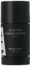 Parfumuri și produse cosmetice Zlatan Ibrahimovic Zlatan Pour Homme - Deodorant-Stick