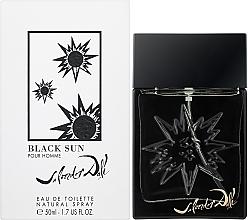 Salvador Dali Black Sun - Apă de toaletă — Imagine N2