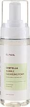Parfumuri și produse cosmetice Spumă de curățare pentru față - IUNIK Centella Bubble Cleansing Foam