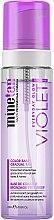Parfumuri și produse cosmetice Spumă de corp - MineTan Violet Everyday Glow Gradual Tan Foam