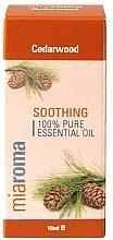 "Parfumuri și produse cosmetice Ulei esențial ""Cedru"" - Holland & Barrett Miaroma Cedarwood Pure Essential Oil"