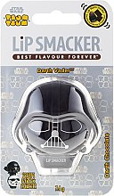 "Parfumuri și produse cosmetice Balsam de buze ""Darth Vader"" - Lip Smacker Star Wars Tsum Tsum Darth Vader Lip Balm Darth Chocolate"