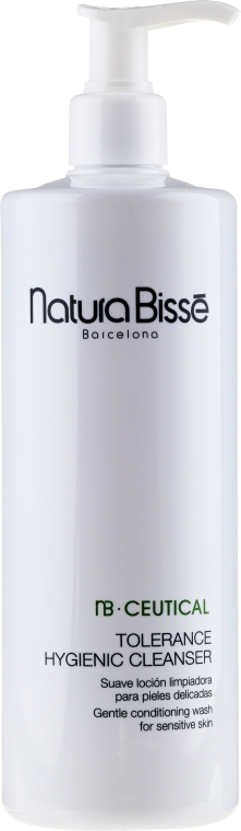 Emulsie de curățare pentru piele sensibilă - Natura Bisse NB Ceutical Tolerance Hygienic Cleanser — Imagine N1