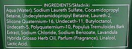 Șampon normalizant pe bază de plante - Ziaja Shampoo — Imagine N3