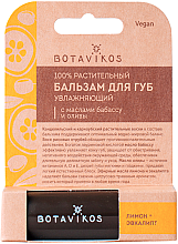 Parfumuri și produse cosmetice Balsam hidratant pentru buze - Botavikos Moisturizing Lip Balm