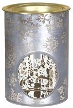 Parfumuri și produse cosmetice Lampă aromaterapie - Yankee Candle Snowflake Frost Melt Warmer