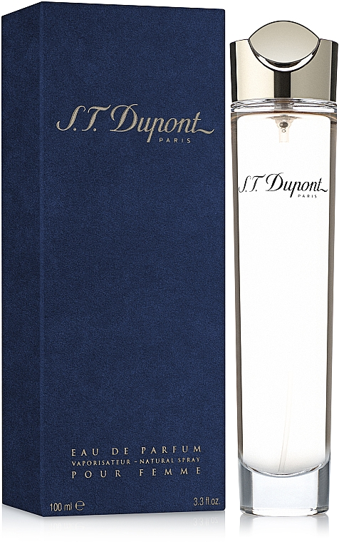 Dupont pour femme - Apă de parfum — Imagine N1