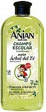 Parfumuri și produse cosmetice Șampon cu ulei de arbore de ceai - Anian School Shampoo With Tea Tree Oil
