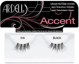 Parfumuri și produse cosmetice Extensii gene - Ardell Lash Accents Black 318