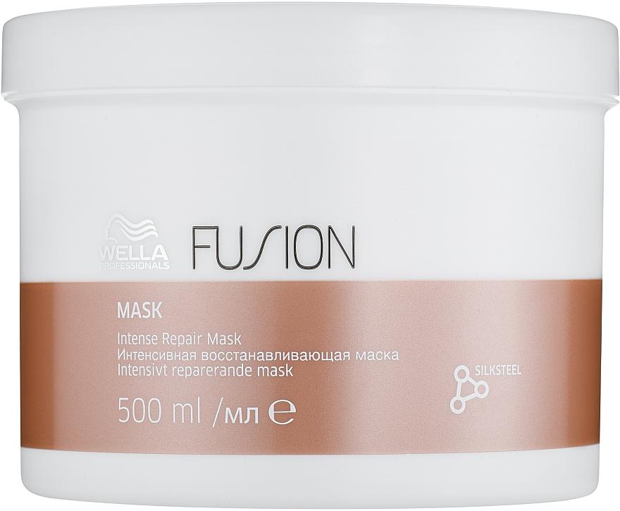 Mască intens regenerantă - Wella Professionals Fusion Intense Repair Mask