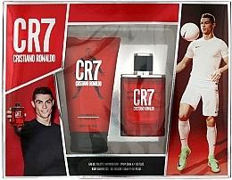 Parfumuri și produse cosmetice Cristiano Ronaldo CR7 - Set (edt/30ml + sh/gel/150ml)