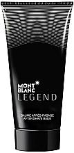 Parfumuri și produse cosmetice Montblanc Legend - Balsam după ras