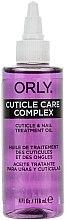Parfumuri și produse cosmetice Ulei pentru cuticule - Orly Cuticle Care Complex