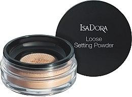 Parfumuri și produse cosmetice Pudră de față - IsaDora Loose Setting Powder