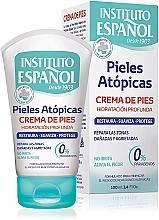 Parfumuri și produse cosmetice Cremă pentru picioare - Instituto Espanol Atopic Skin Foot Cream