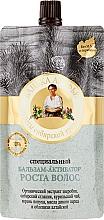 Parfumuri și produse cosmetice Balsam activator pentru creșterea părului - Reţete bunicii Agafia Baia bunicii Agafia