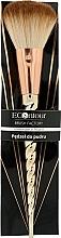 Parfumuri și produse cosmetice Pensulă pentru pudră - Econtour
