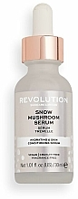 Parfumuri și produse cosmetice Ser facial - Revolution Skincare Snow Mushroom Serum