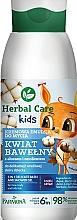 Parfumuri și produse cosmetice Cremă-loțiune de curățare pentru copii - Farmona Herbal Care Kids
