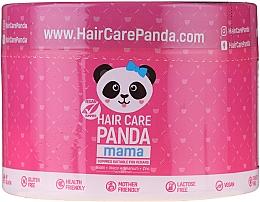 Parfumuri și produse cosmetice Suplimente nutritive pentru păr - Noble Health Hair Care Panda Vegan Gummies Mama