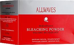 Parfumuri și produse cosmetice Pudră decolorantă de păr - Allwaves Bleaching Powder
