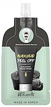 Parfumuri și produse cosmetice Mască de curățare pentru nas - Beausta Blackhead Nose Mask