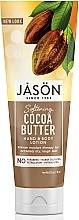 Parfumuri și produse cosmetice Loțiune hidratantă cu unt de cacao - Jason Natural Cosmetics Cocoa Butter Lotion