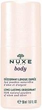 Parfumuri și produse cosmetice Deodorant roll-on - Nuxe Body Long-Lasting Deodorant