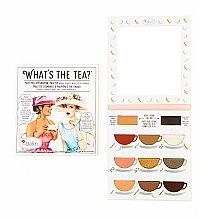 Parfumuri și produse cosmetice Paletă fard de ochi - TheBalm Hot Tea